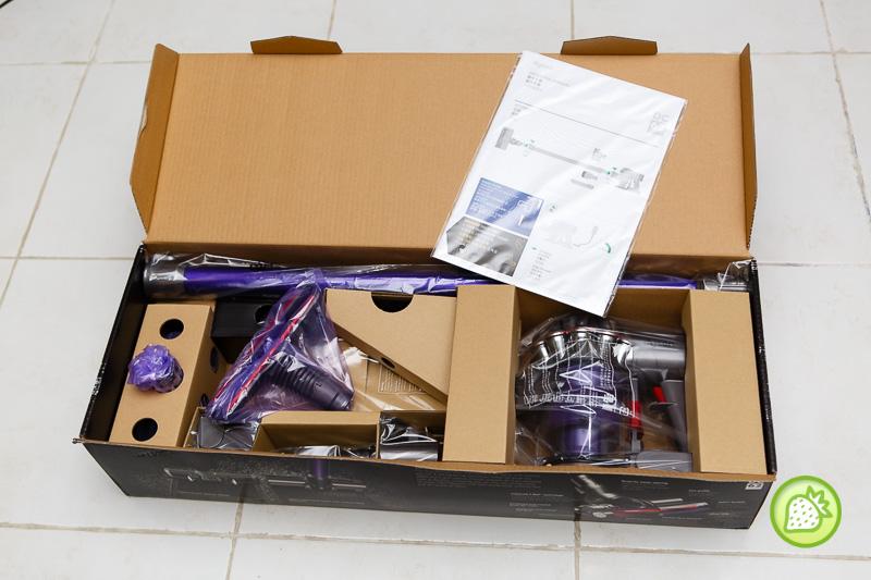 Dyson Dc62 Digital Slim Vacuum Cleaner Malaysian Foodie