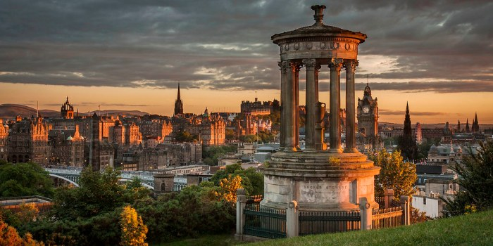 Golden Edinburgh