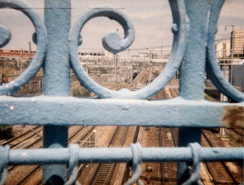 Behind Gare du Nord - Paris
