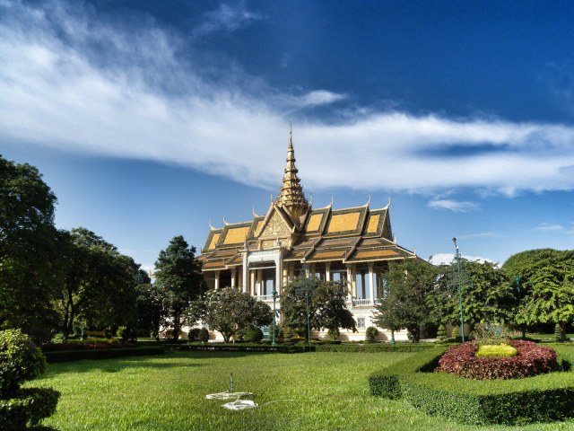 Royal Palace, Phnom Penh  - 029