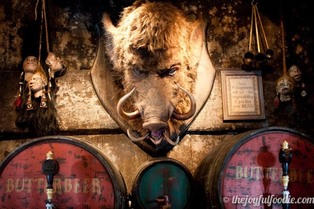 Hog Head Butterbeer