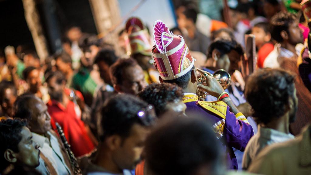 Ganesh Chaturthi at the Mapusa Market