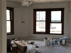 15th floor renovation