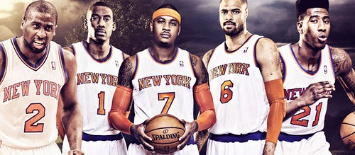 New York Knicks: Equipo de la NBA con Sede en Nueva York