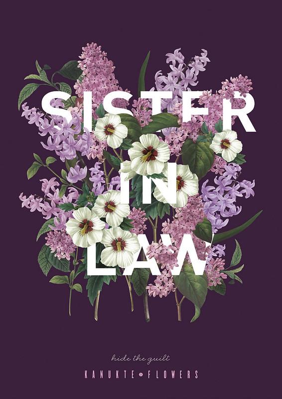 Kanukte flowers - Sister In Law