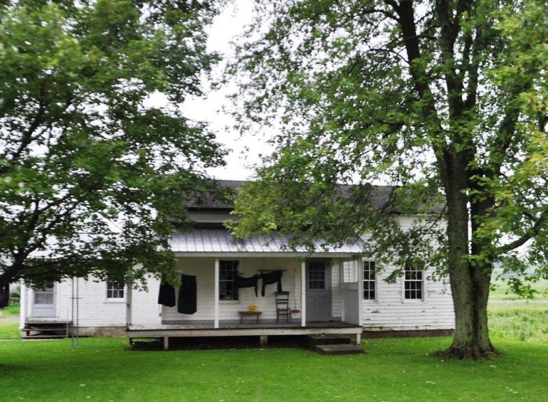 A House Along New York's Amish Trail