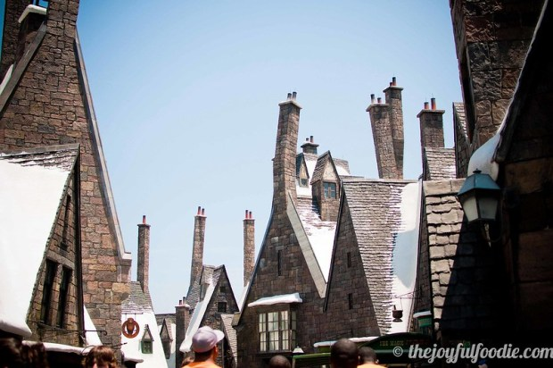 Harry Potter World Rooftops 1