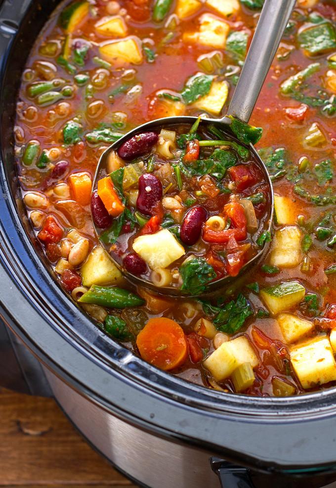 Italian Orzo Tomato Spinach Soup Recipe Little Spice Jar