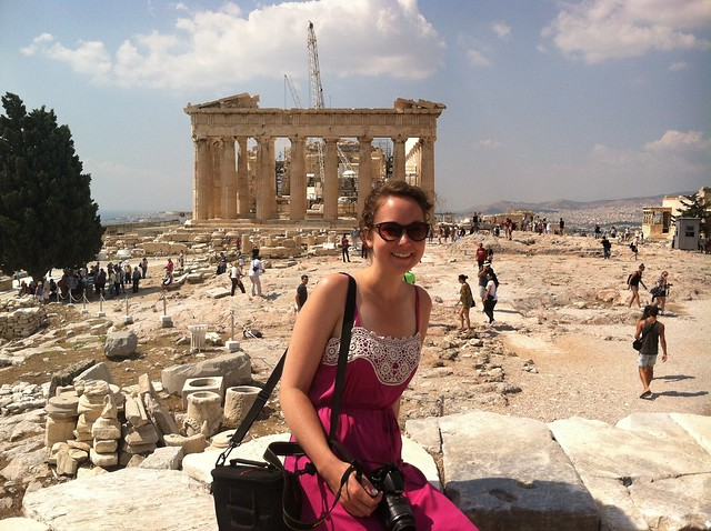 A Year of Traveling the World_Athens