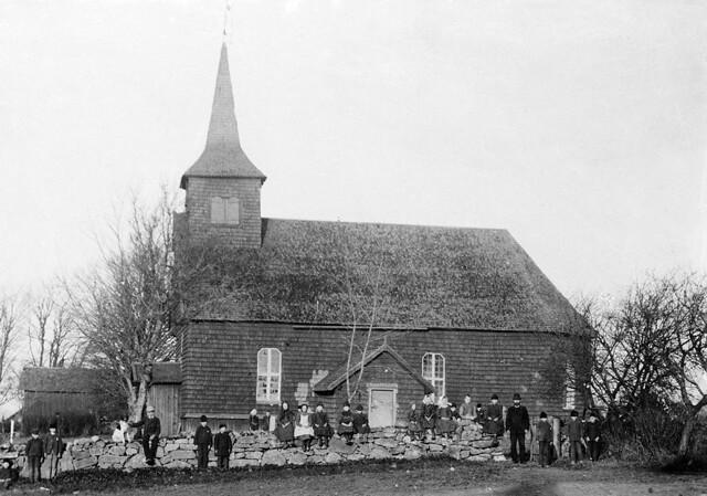 Älgarås Church, Västergötland, Sweden