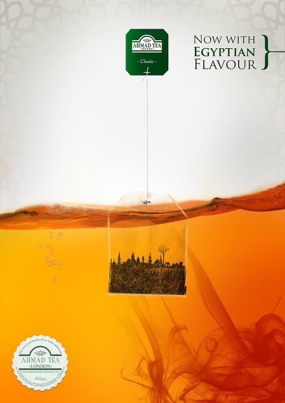 Ahmad Tea - Egypt 1
