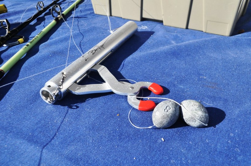 A Descending Device to Help Fish Experiencing Barotrauma Return to the Water