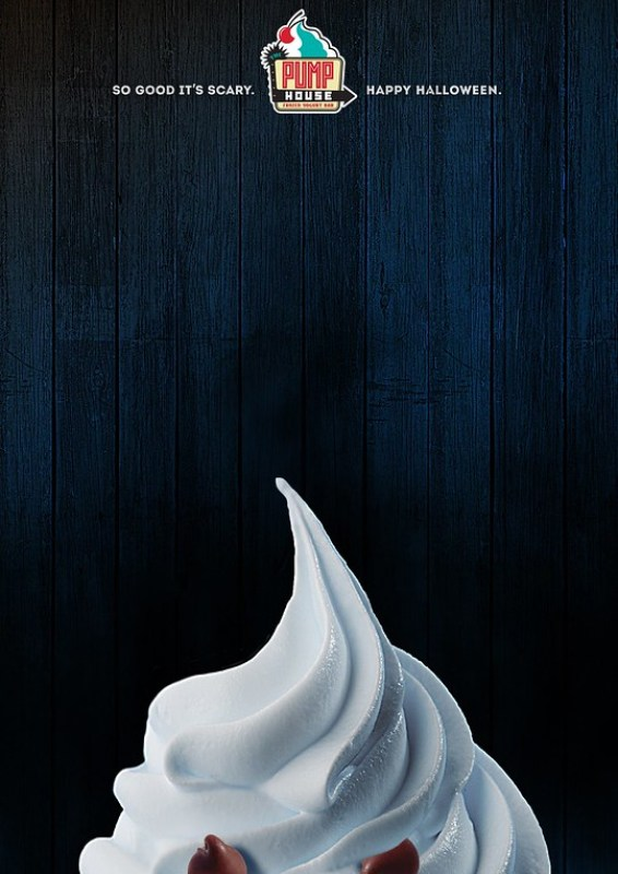 The Pump House Frozen Yogurt Bar - So good it's scary 2