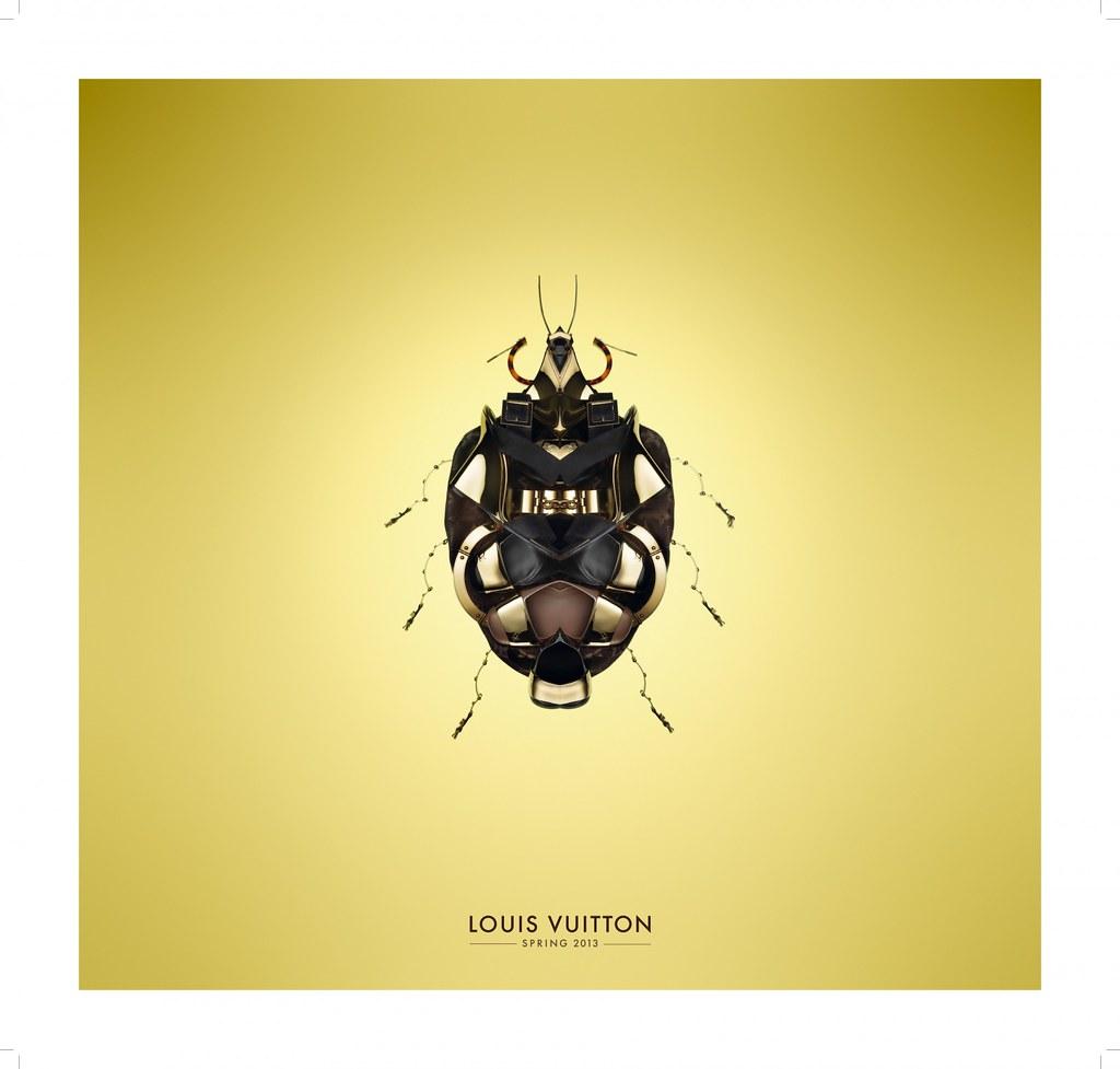 Louis Vuitton Spring 2013 - Bugs 5