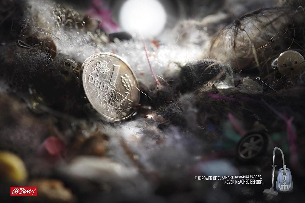 Arzum - The Power of Cleanart Deutsche Mark