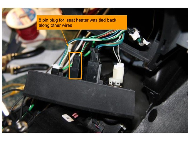 Power / Heated Seats into a Rav4 base 2010 - Toyota RAV4 Forums