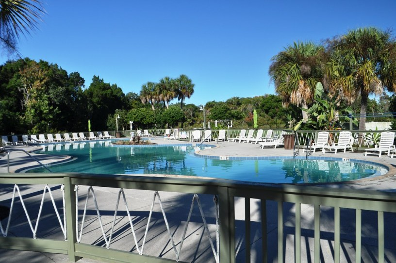 The Pool at Plantation on Crystal River, Crystal River, Fla.
