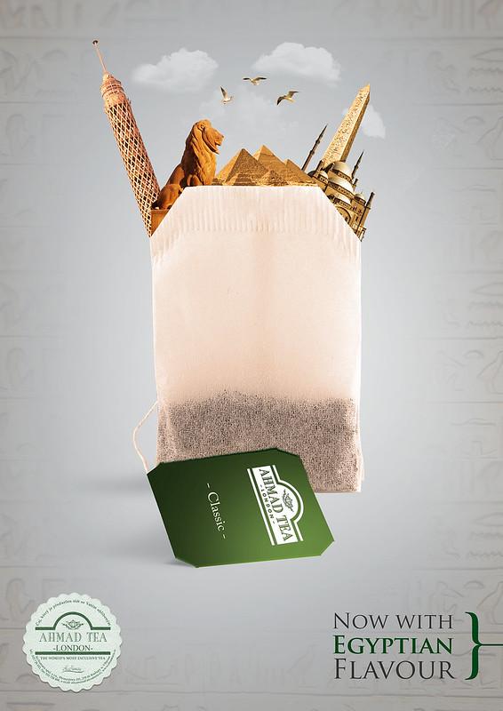 Ahmad Tea - Egypt 2