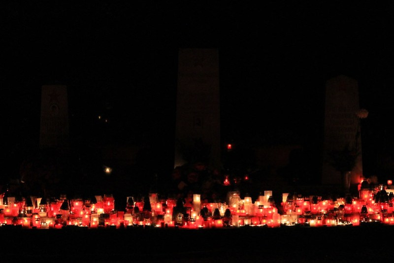 All Saints and All Souls Day in Slovakia