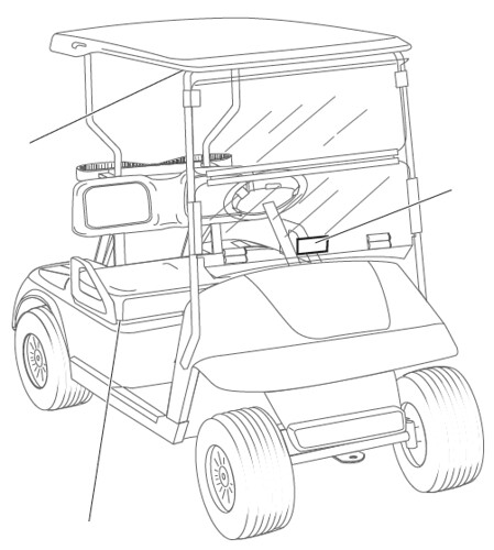1998 club car battery wiring diagram