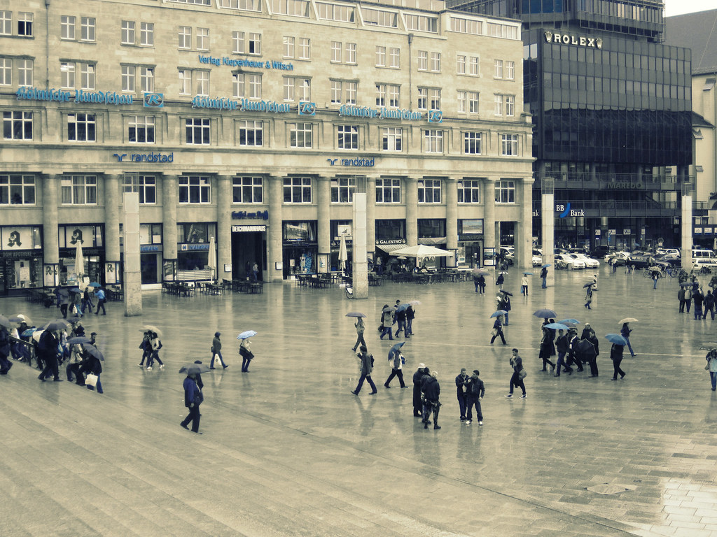 Köln Hauptbahnhof Geschäfte The World S Most Recently Posted Photos By Oliver Flickr Hive Mind