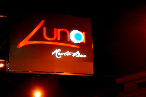 Luna Resto Bar Launch