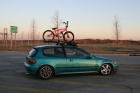 Civic EG :: View topic - roof racks whats the deal