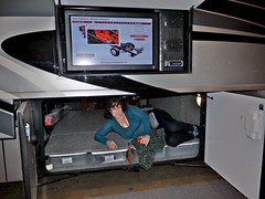 Giant TV & Basement