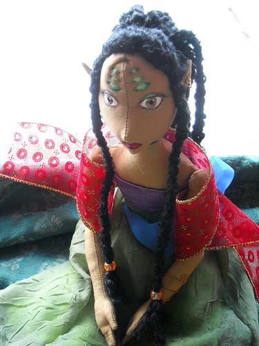 Neelie the doll