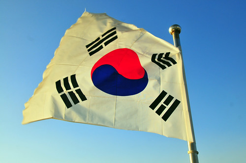 The Korean Flag Flies, Ferry to Jumun-do