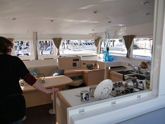Lagoon 400 - Galley Up