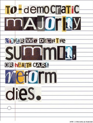 Republican Ransom Note 1