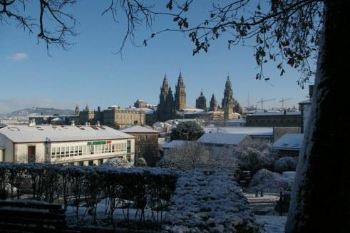 Catedral nieve