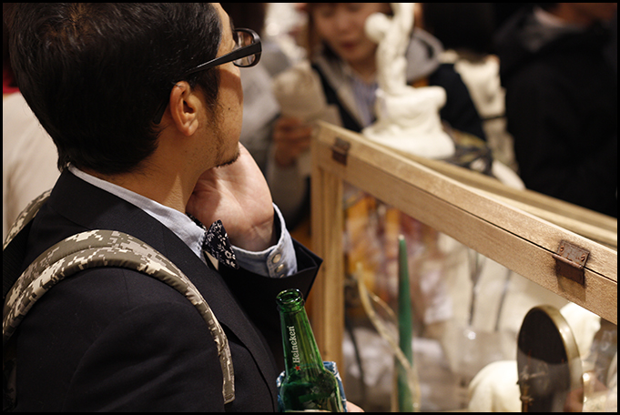 2010.04.27 Pass The Baton Omotesando Store Opening Party 9