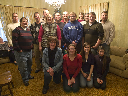 Thanksgiving at Grandma's 2009