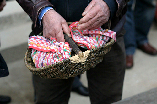 truffle basket