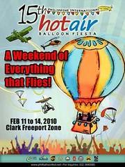 Hot Air Balloon Fiesta 2010