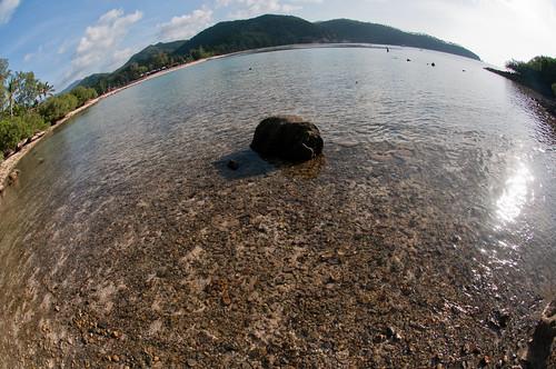 Thailand fisheye