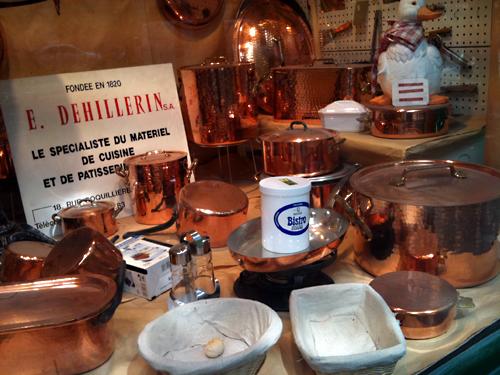 dehillerin copper