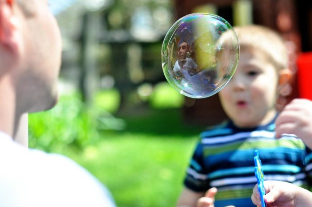 Best Bubble Picture Ever