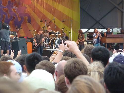 Pearl Jam @ Jazz Fest