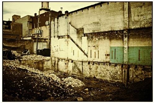 Urban archeology SwankoPrint version