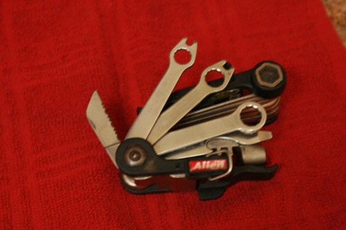Topeak Alien multitool