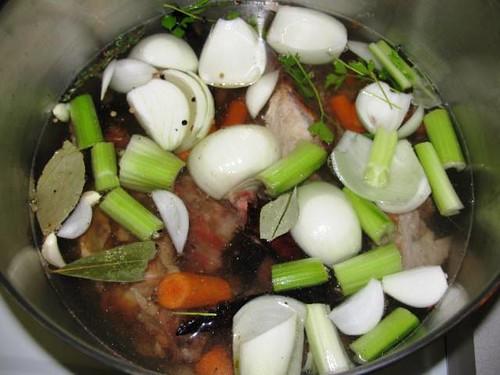 Smoked Turkey & Wild Rice Soup IMG_2699