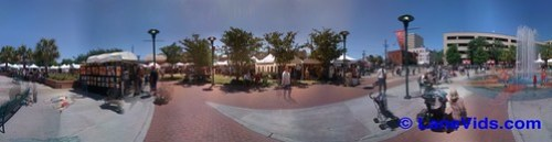 Panoramic of Festival International de Louisiane
