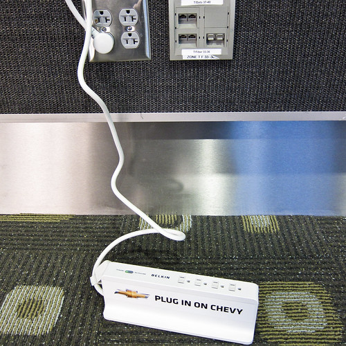 Access to electrical power during SXSW Interactive