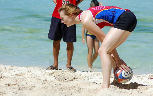 Nestea Fit Camp Hot Day 2 - Beach Sports Photography (29)
