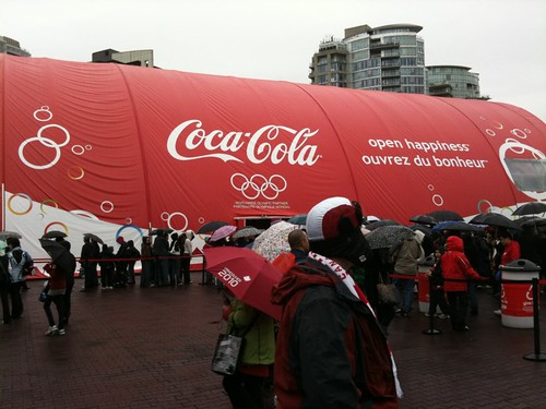 Coke Pavillion