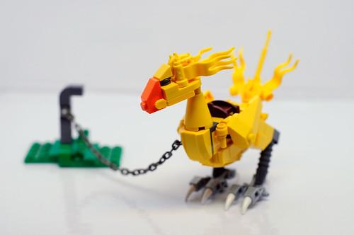 LEGO Chocobo