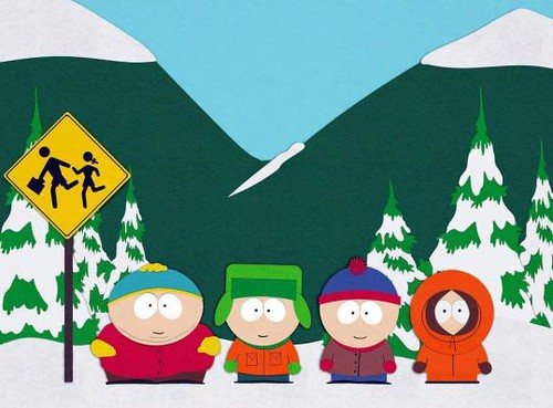 South Park: Serie de animacion irreverente para adultos